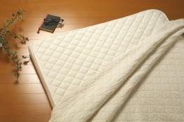 冬は温かく、夏はサラッと涼しく魔法の寝具『パシーマ』がおすすめ