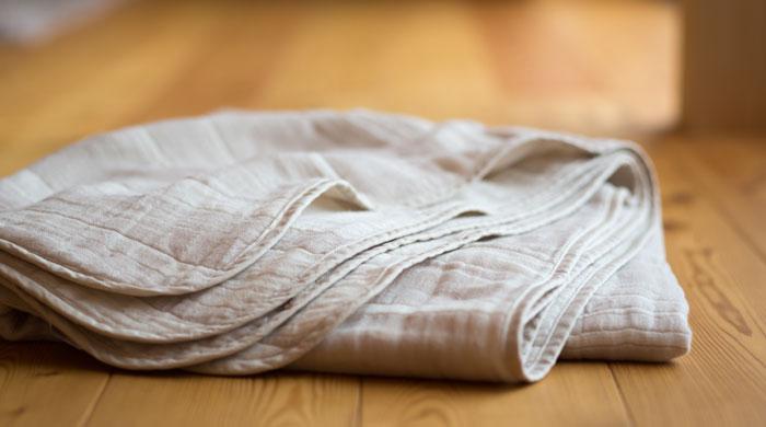 夏の正しいタオルケットの選び方とおすすめ商品